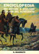 Enciclopedia dei pittori e scultori italiani del Novecento <span>2 voll.</span>