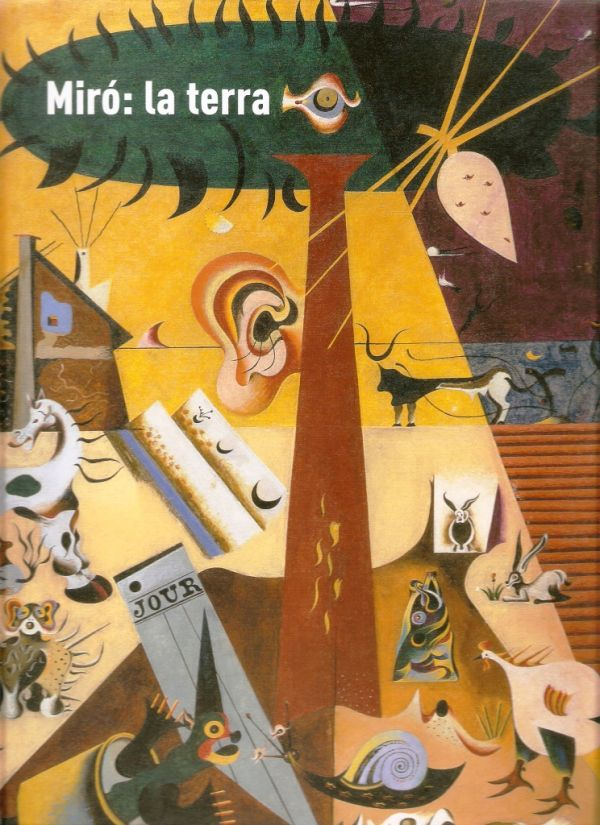 Miró: la terra