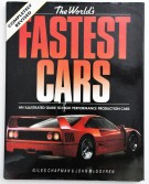 <h0>The world's fastest cars <span><i>an illustrated guide to high performance production cars</i></span></h0>