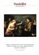 Pandolfini Casa d'Aste <span>Opere d'Arte dell'800-'900 e contemporanea <span>Dipinti, Stampe, Sculture, Arredi Antichi, Argenti, Gioielli</span>