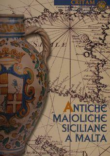 Libreria della spada antiche maioliche siciliane a malta - Piastrelle siciliane antiche ...