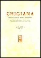Chigiana <span>Rassegna Annuale di Studi Musicologici <span>Vol. XXXIX - SOLO TOMO I</span>