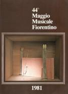 <h0>44° Maggio Musicale Fiorentino 1981</h0>