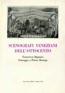 Scenografi veneziani dell'Ottocento