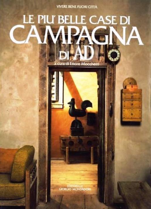 Libreria della spada le pi belle case di campagna di ad for Le case design