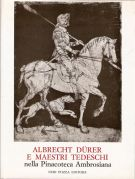 <h0><span><i>Disegni e acquerelli di </i></Span>Albrecht Dürer e maestri tedeschi <span><i>nella Pinacoteca Ambrosiana</i></Span></h0>