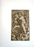 Le beau style 1520-1620 <span>Gravures maniéristes de la collection Georg Baselitz</span>