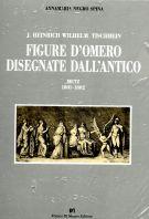 Figure d'Omero disegnate dall'Antico <span>Metz 1801-1802</span>