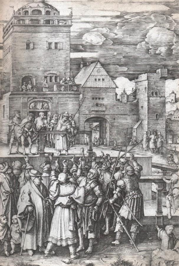 Incisioni di grandi Maestri dal XV al XVIII secolo