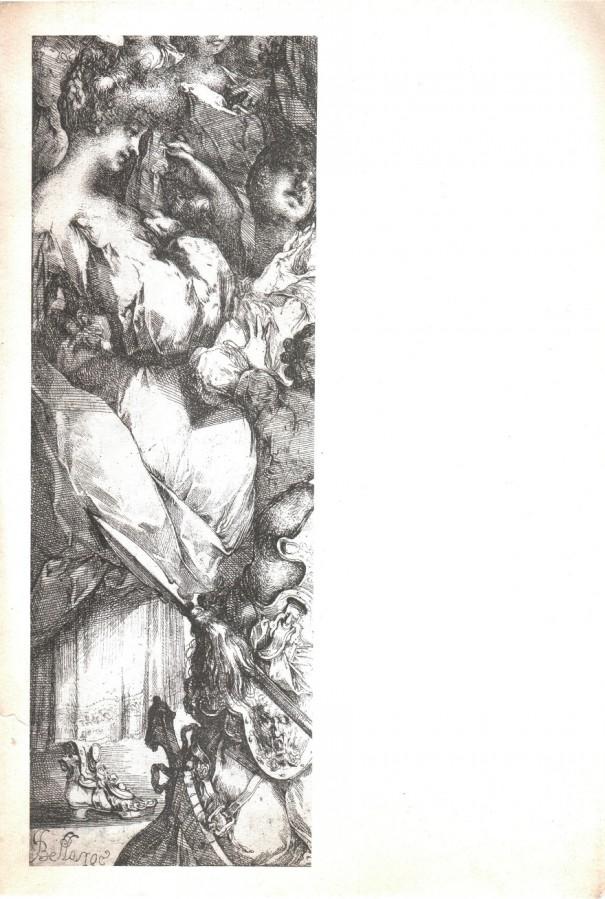 Incisioni di grandi Maestri dal XV al XVIII secolo Catalogo n°193