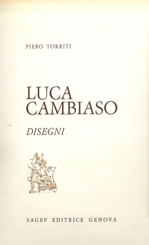 Luca Cambiaso Disegni