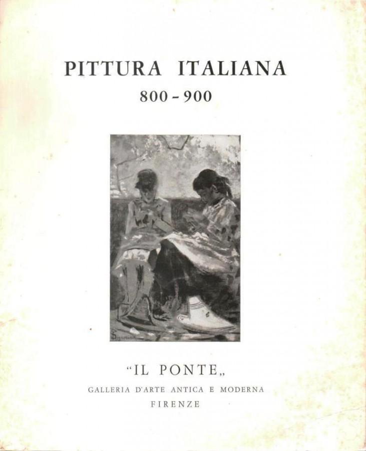 Esposizione di pittura italiana 800-900