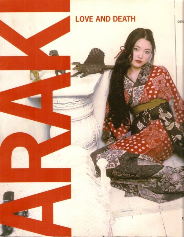 ARAKI Love and Death
