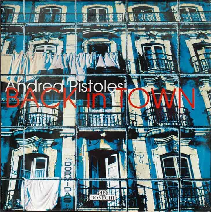 Andrea Pistolesi Back In Town