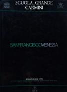 <h0>San Francisco Venezia <span><i>Immagini di due Città</i></span></h0>