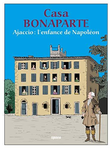 Casa Bonaparte Ajaccio l'enfance de Napoléon