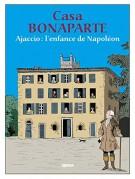 <h0>Casa Bonaparte <span><i>Ajaccio l'enfance de Napoléon</i></span></h0>