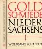 Goldschmiede Niedersachsens. 2 Bände Daten - Werke - Zeichen