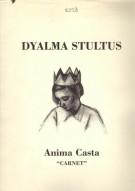 Dyalma Stultus <SPAN>Anima Casta</span> <span>'Carnet di Schizzi'</Span>