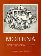 Alberico Morena Opera Grafica Completa 1954 - 1977