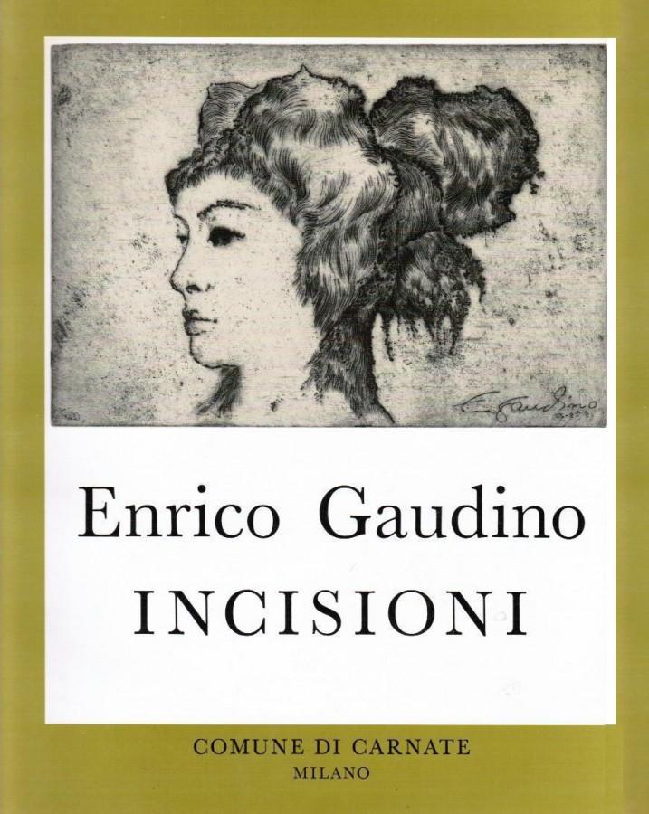 Enrico Gaudino Incisioni