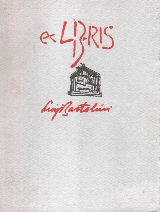 Ex libris Luigi Bartolini