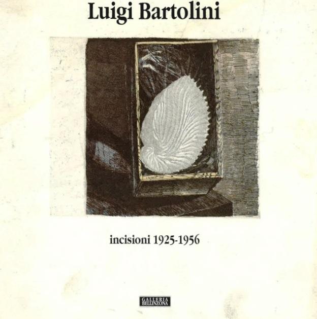 Luigi Bartolini Incisioni 1925-1965