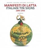 <h0>Manifesti di latta <span>Italian Tin Signs <span>1890-1950</span></h0>