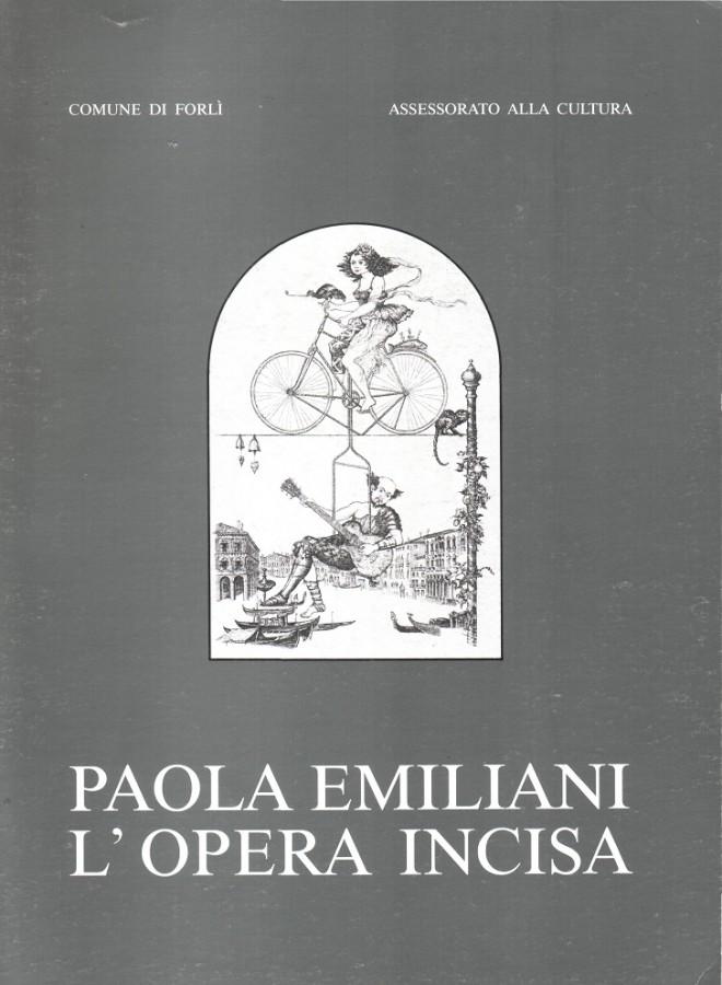 Paola Emiliani l'opera incisa