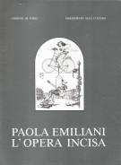 <H0>Paola Emiliani l'opera incisa</h0>