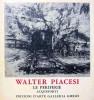 Walter Piacesi Le Periferie (Acqueforti)