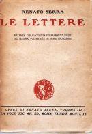 Le lettere