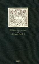Mittente sconosciuta <span>di Corrado Calabrò</span>