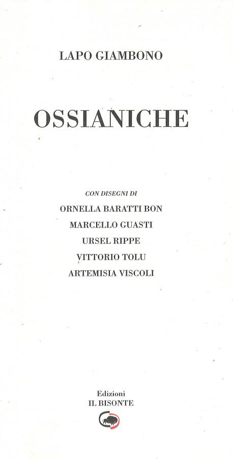 Letteratura italiana contemporanea profili letterari