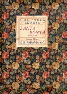 <h0>Santa Bontà <span><i>Novelle </i></span></h0>