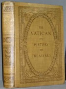 <h0>The Vatican <span><I>Its History Its Treasures</i></span></h0>
