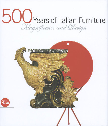 Libreria della spada 500 years of italian furniture for Copie design mobili