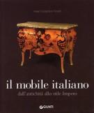 <h0>Il mobile italiano <span><i>Dall'antichità allo stile Impero</i></span></h0>