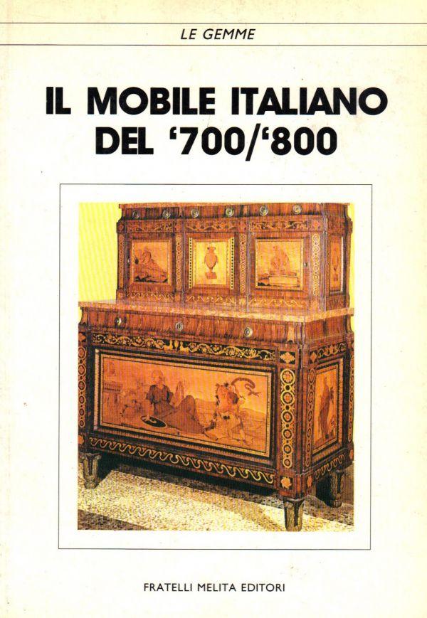 Libreria della spada il mobile italiano del 39 700 39 800 for Mobili 800 italiano