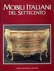 libreria della spada mobili italiani del settecento
