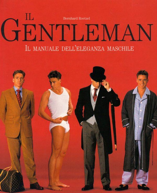"""Il gentleman """"manuale di eleganza maschile"""" recensione youtube."""