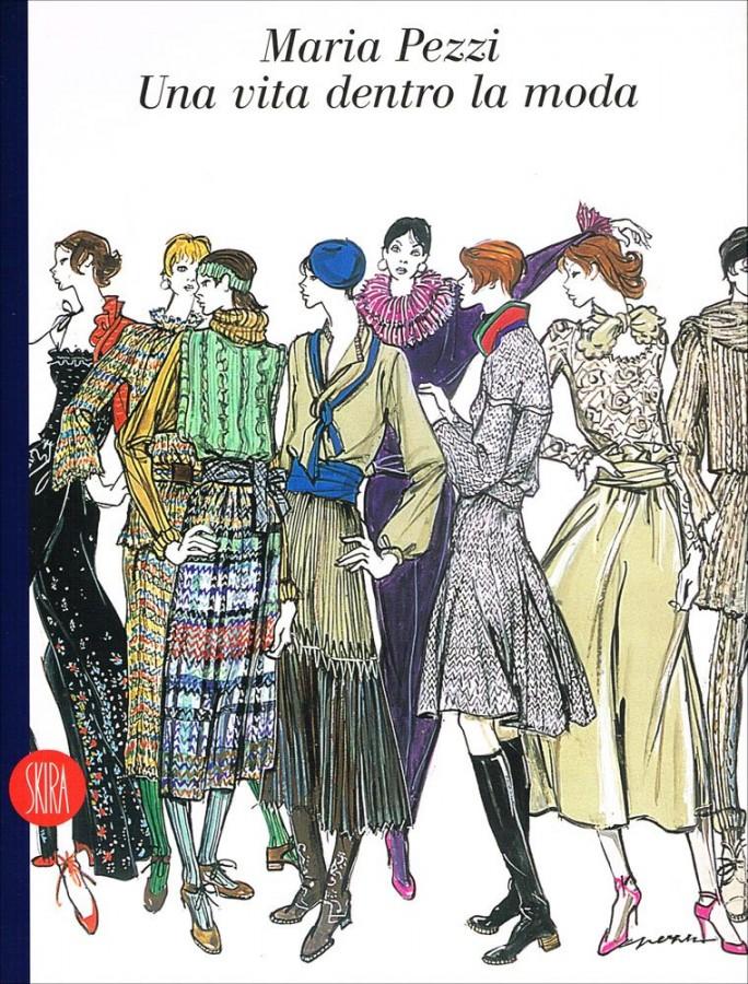 Maria Pezzi una vita dentro la moda