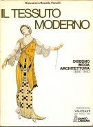 Il tessuto moderno Disegno Moda Architettura 1890 1940