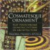 Cosmatesque ornament Flat polychrome geometric patterns in architecture
