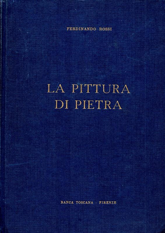 Libreria della Spada - La pittura di pietra Libri esauriti antichi e moderni....