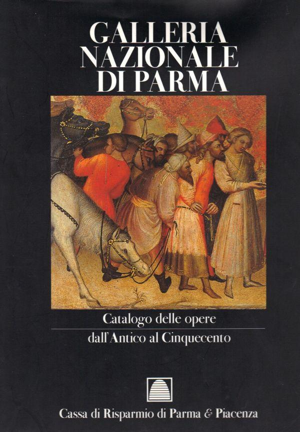 Pinacoteca Nazionale Parma Galleria Nazionale di Parma