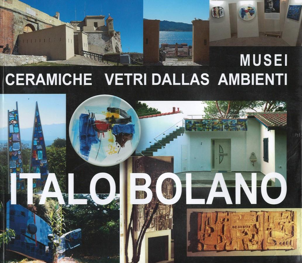 Italo Bolano Musei Ceramiche Vetri Dallas Ambienti