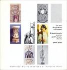 Le arti decorative a Firenze Il patrimonio storico dell'Istituto d'arte 1869-1940