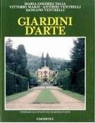 Giardini d'Arte <span>Itinerari Illustrati dei Giardini d'Arte</span>