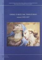 <h0>Opere d'arte dal territorio <span><i>Restauri 2005-2007</i></span></h0>